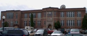 Button Valley High School, Home of the Fighting Pikas