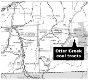 Otter Creek Reserves