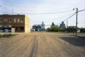 Downtown Joplin, Montana